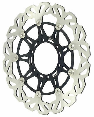 Honda Cr250 04 08 Armstrong 270mm Oversized Front Brake Disc With