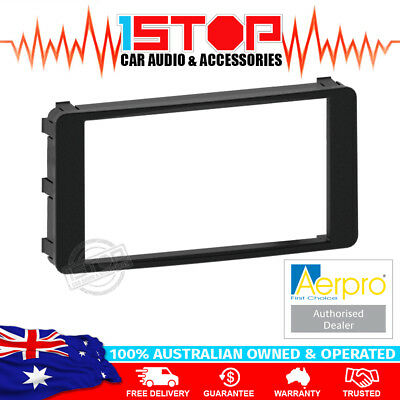 MITSUBISHI TRITON MN 2014(MY15)-2015 DOUBLE-DIN FACIA PANEL dash fascia kit trim