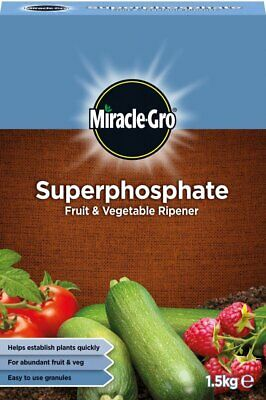 Miracle-Gro Superphosphate Fruit & Vegetable Ripener 1.5kg,