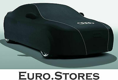Audi TT TTS Roadster Without Spoiler Car Cover Indoor Use Audi Logo Genuine New
