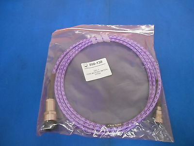 Gore ANRITSU 806-138 MEGAPHASE 7GHZ 10 FT 3M Nm-7 16m TEST CABLE
