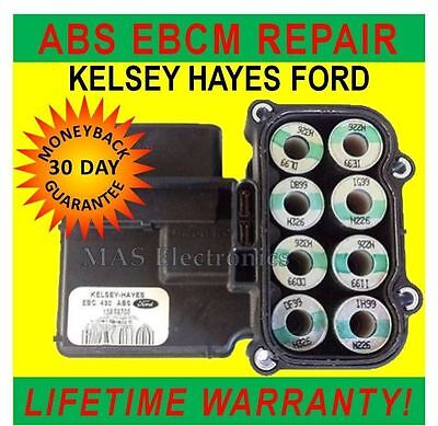 Ford Windstar Abs / Ebcm Computer Module Repair Service Kelsey Hayes Ford