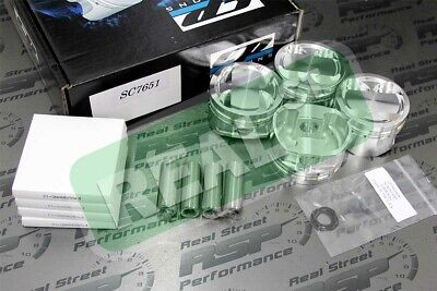 """CP Forged Turbo Pistons Toyota MR2 Corolla 4AGE 16V 82mm 9.0:1 +0.040"""" Oversize"""