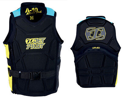 JET PILOT  - Gilet Impact A-10 ATTACK VEST BLUE - taille L - wakeboard
