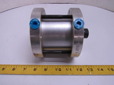 "E&E E-10314-R Pneumatic Rota-Shaft Rotary Air Clamp 3-1/4"" Bore 90Deg Right Hand"