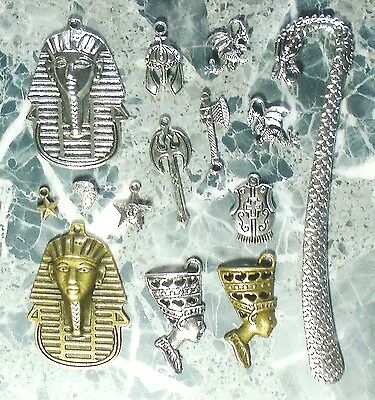 Game of Thrones Silver Dragon Bookmark, Medieval Charms, Tut Pendant- 3 Day USA!