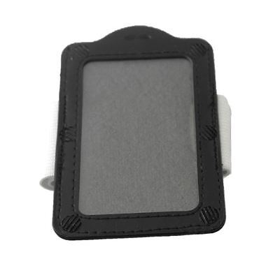 2 Way ID Holder (Vertical - White Armband) Security (Dispatch within 24 hours)
