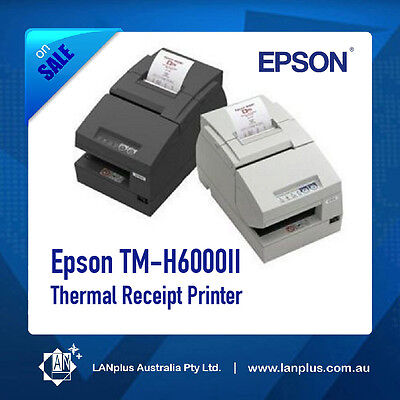 Epson TM-H6000II Thermal Receipt Printer > TM88 TM-T88