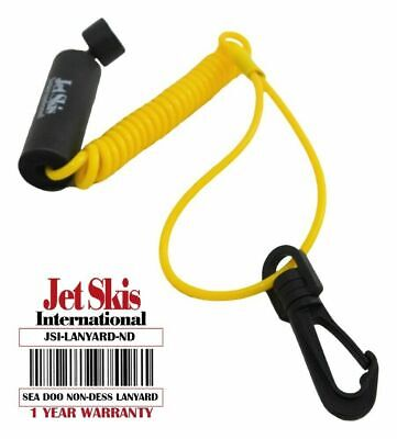 Seadoo BRP Skidoo jacket clip lanyard ignition kill SWITCH NON DESS Key Jetski