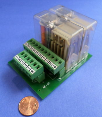 Sick Electronic Safety Relay Module  Lcu-Fsd 7022900 No Base