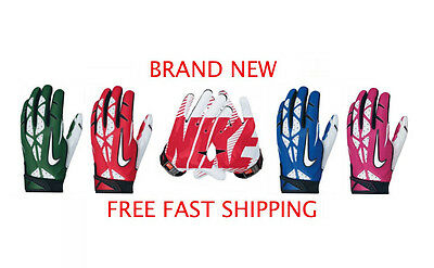 Nike Vapor Jet 2.0 Football Gloves - BRAND NEW & AUTHENTIC - FREE FAST SHIPPING!