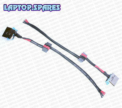 DC Power Port Jack Socket and Cable Wire DW424 Acer Aspire V3-571G