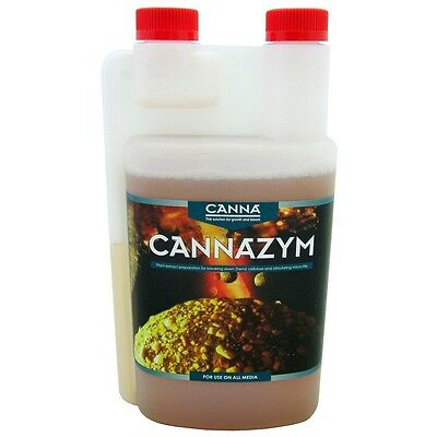 CANNAZYM 1 L- HYDROPONIC NUTRIENT - ENZYME ADDITIVE - quick delivery