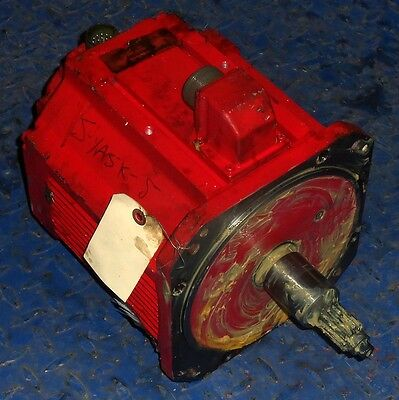 Yaskawa Electric Ac Servo Motor, No Label, Listing #4