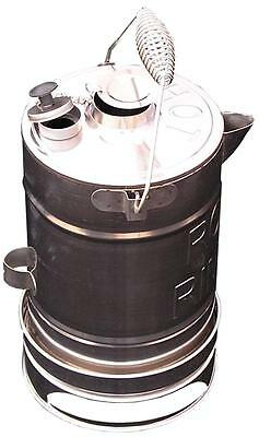 Royce Rimfire Stainless Steel BUSH KETTLE CAMP BILLY Small 1Lt - Picnic, Camping