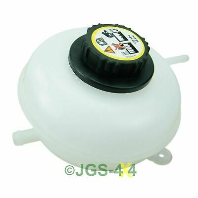 Land Rover Freelander 1 Radiator Expansion Tank & Cap Fits All Models PCF000012