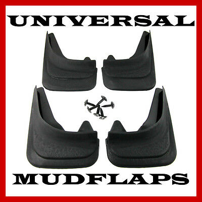 Rubber Moulded Universal Fit Mudflaps Mud Flaps for  FIAT PUNTO
