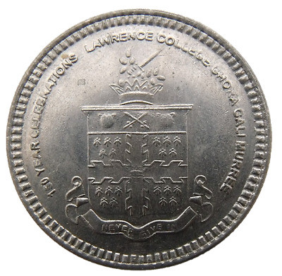 Pakistan 20 Rupees 2011 Lawrence College - Coat Of Arms Krause 8$