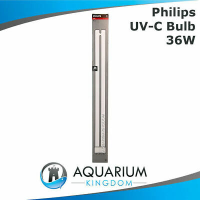 Philips 36W Ultra Violet Clarifer Lamp UV Light Bulb Fish Pond One ClearTec UV-C