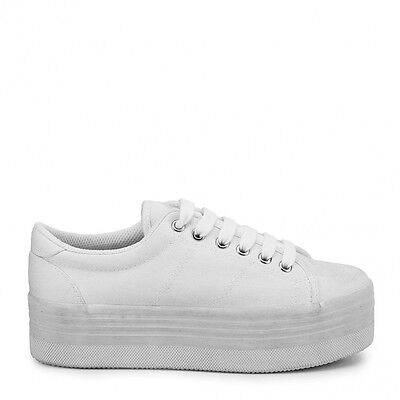 JEFFREY CAMPBELL PLAY ZOMG WHITE