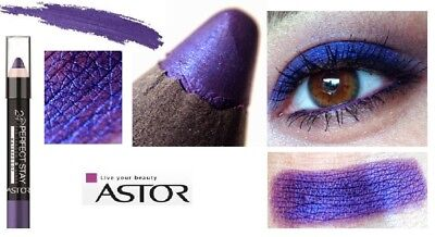 DEEP PURPLE Shadow Liner for Eyes Chubby Chunky Crayon Astor ~ Perfect Stay 24h