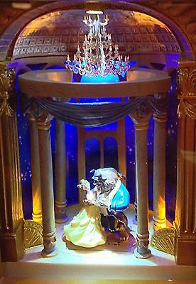 Disney Beauty and the Beast Belle Beast Ballroom Gallery of Light by    Disney Beauty And The Beast Ballroom