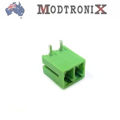 10pcs 2 Way/Pin 3.81mm Terminal Block Header (PCB mount), SYD COMBINED Shipping
