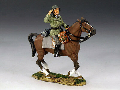King (and) & Country FOB056 - Wehrmacht Mounted Officer