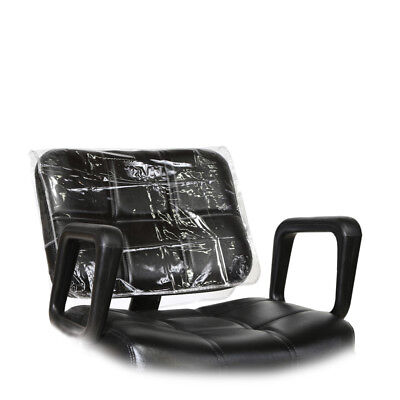 SCALPMASTER Barber Beauty Salon Chair Protective Cover Vinyl Square CP-3061