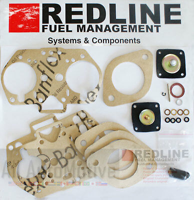 WEBER Redline 40IDF / 44IDF / 48IDF Carb Carburetor Rebuild / Repair Tune Up Kit