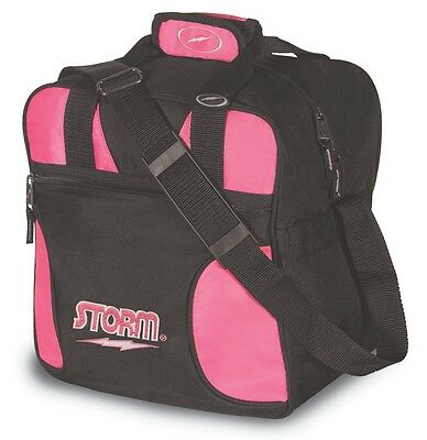 Storm SOLO Single Tote 1 Ball Bowling Bag Pink
