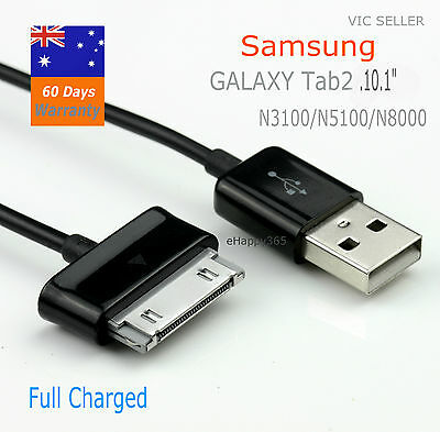 USB Data Sync Charger Cable For Samsung GALAXY Tab2 P5100/P3100/N8000