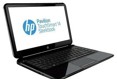 "HP Pavilion 14-b109wm 14"" TouchSmart Laptop 1.4GHz 4GB 500GB Windows 8 Webcam"