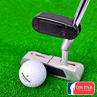 Golf Putter Laser Pointer Perfect Training / Practice Aid - Improve Putting Game
