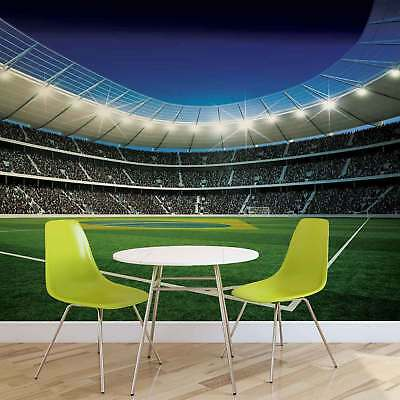 WALL MURAL PHOTO WALLPAPER PICTURE (1213P) Football Stadium Boys Teenager