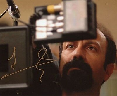 AUTOGRAPHE SUR PHOTO 20 x 25 de Asghar FARHADI (signed in person)