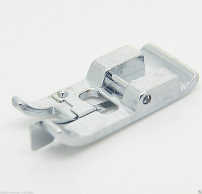 Domestic Sewing Machine Snap On Overcast Foot Universal Fitting Many Brands