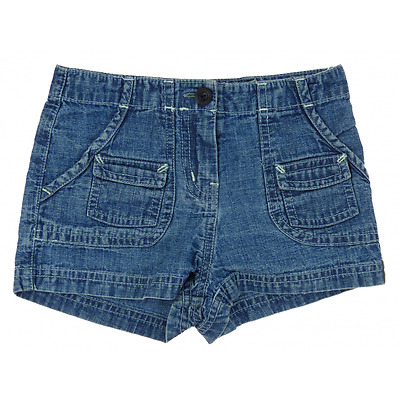 Sergent Major short jean fille  4 ans