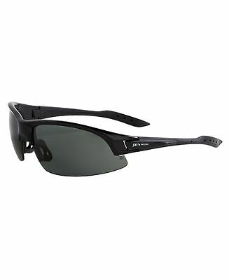 Polarised Safety Glasses Spec  Aus Safety Standards Anti Scratch Grey Tint
