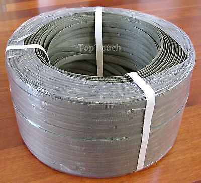 13mm x 1mm  x 9 KG 500m PP Polypropylene Manual Strap strapping Packing New