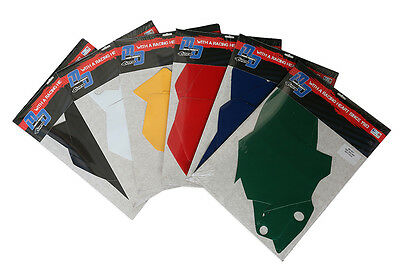 MDR Extra thick pre cut adhesive backgrounds for motocross KX 125/250 92-93 K11