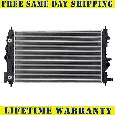 Radiator For Chevy Fits Cruze 1.4 1.8 L4 4Cyl  13197