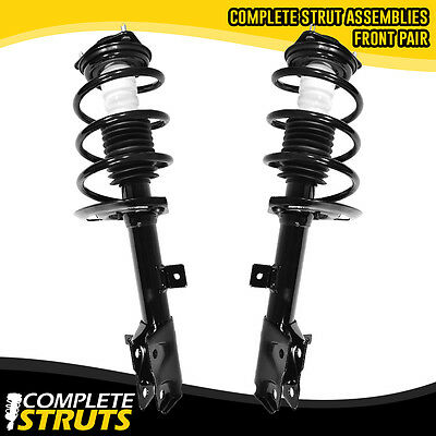 2007-2016 Jeep Compass Front Quick Complete Struts & Coil Spring Assembly Pair