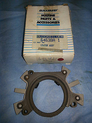 New Quicksilver / Mercury # 64638A1 Stator Assy - Nla