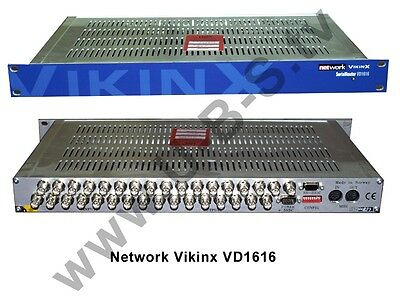 Network Vikinx VD1616 - 16x16 Serial Digital Video Router