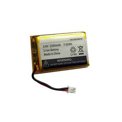 LiPo 1200mAh Replacement Battery for Motorola Baby Monitor MBP36S MBP33 and More