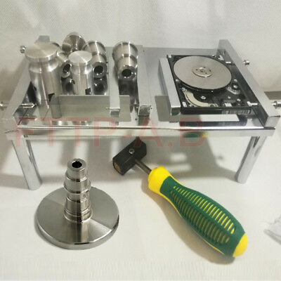 """PRO 2.5"""" 3.5"""" HDD Reapir Tool Opening Head Platters Hard Drive Head Replacement"""