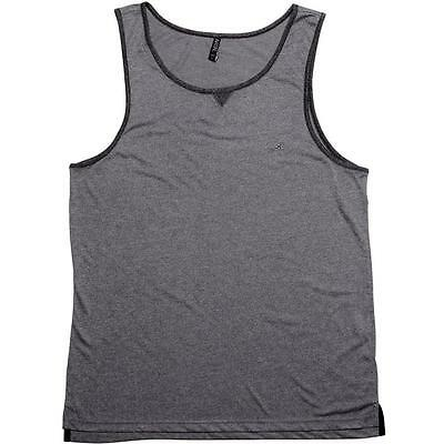 $30 ARSNL Laidback Tank Top (grey speckle)