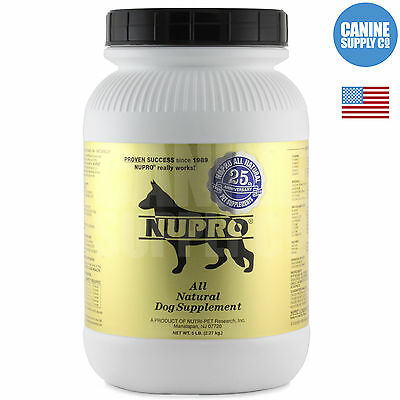 Nupro Original Gold All Natural Vitamin Supplement For Dogs 5 LB.