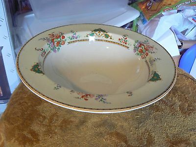 Myott Stafforshire round vegetable bowl (The Hollyhock) 1 available